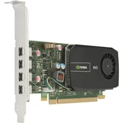 HP® Smart Buy NVIDIA NVS 510 2GB Plug-in Card 891 MHz Graphic Card