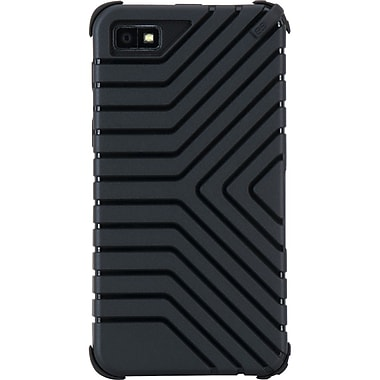 Puregear® GripTek Impact Protection Case For BlackBerry Z10, Black
