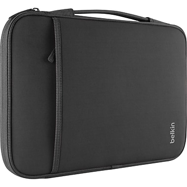 Belkin® Sleeve For 13in. Laptop/Chromebook, Black