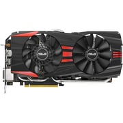 Asus® GeForce® GTX 780 DirectCU II 3GB Plug-in Card 6008 MHz Graphic Card