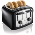 Hamilton Beach® SmartToast® 4Slice Extra Wide Slot Toaster