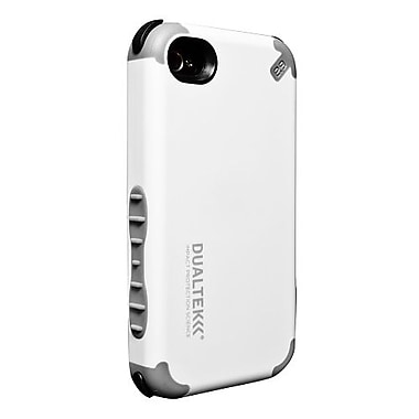 Puregear® DualTek® Shock Case For iPhone 4/4S, White