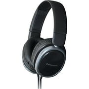 Panasonic® Street Band Monitor Headphones With Remote, Gray/Black