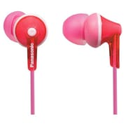 Panasonic® RP-TCM125 3.61' Stereo Earbud Headphone, Pink