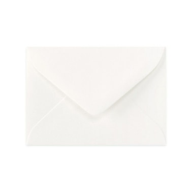 LUX #17 Mini Envelopes (2 11/16 x 3 11/16) 500/Box, 70lb. Bright White (LEVC902-500)