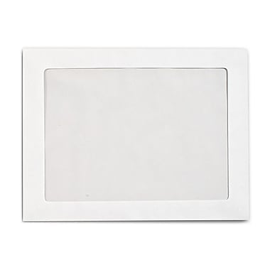 LUX 10 x 13 Full Face Window Envelopes 500/Box, 28lb. Bright White (FFW-1013-500)