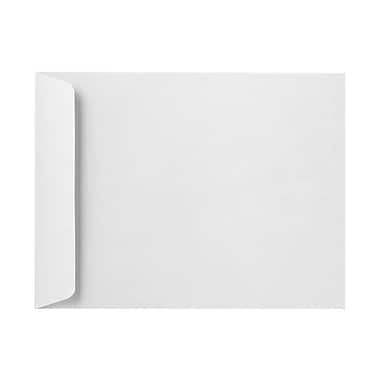 LUX® 24lbs. 10in. x 13in. Open End Envelopes, White, 500/BX