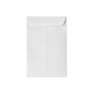 LUX 4 5/8 x 6 3/4 Open End Envelopes 250/Box, 24lb. Bright White (7773-250)