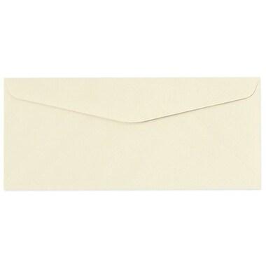 LUX Moistenable Glue #10 Regular Envelopes (4 1/8 x 9 1/2) 250/Box, Ivory (65797-250)