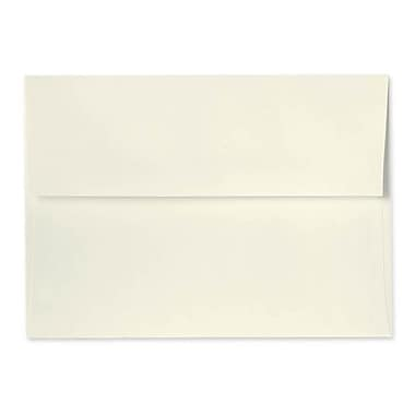 LUX A1 Invitation Envelopes (3 5/8 x 5 1/8) 250/Box, Natural (5865-01-250)