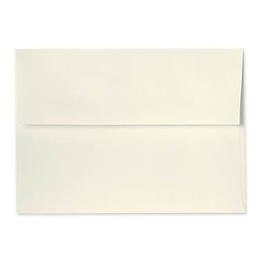 LUX A6 Invitation Envelopes (4 3/4 x 6 1/2) 500/Box, Natural - 100% Recycled (4875-NPC-500)