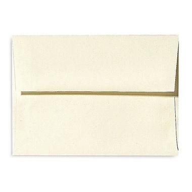 LUX A6 Invitation Envelopes (4 3/4 x 6 1/2) 1000/Box, Natural Linen (4875-NLI-1000)