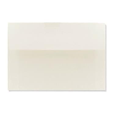 LUX A2 (4 3/8 x 5 3/4) 1000/Box, Natural White - 100% Cotton (4870-SN-1000)