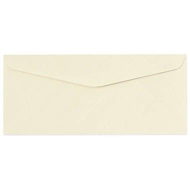 LUX Moistenable Glue - #9 Regular Envelopes (3 7/8 x 8 7/8) - 1000/Box - Natural - 100% Recycled (4855-NPC-1000)