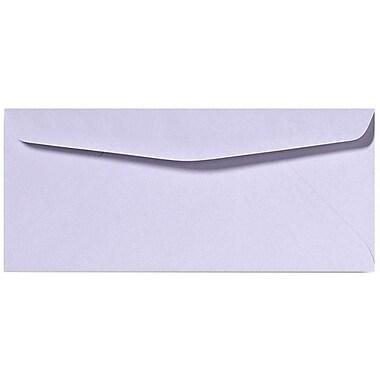 LUX Moistenable Glue #10 Regular Envelopes (4 1/8 x 9 1/2) 250/Box, Orchid (28791-250)