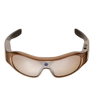 Pivothead Auroa Video Recording Camera Glasses, Bronzer
