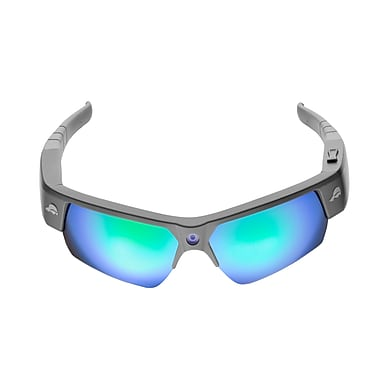 Pivothead Moab Video Recording Camera Glasses, Iguana