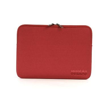 Tucano – Housse New Elements en néoprène épouse forme pour MacBook Pro de 13 po, rouge