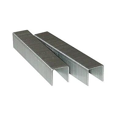 SwinglineMC – Agrafes robustes de 1/2 x 1/2 po, argenté, boîte de 1000