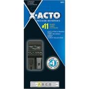 X-ACTO™ EPI #11 Nonrefillable Knife Blade Dispenser, 15 Blades/Pack
