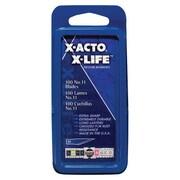 X-ACTO™ EPI #11 Refillable Knife Blade Dispenser, 100 Blades/Pack