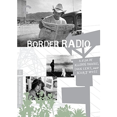Border Radio (DVD)