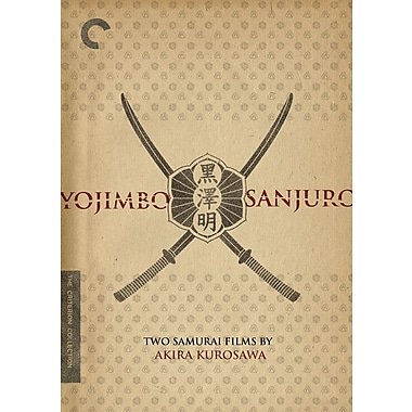 Yojimbo/Sanjuro - Two Films by Akira Kurosawa (DVD)