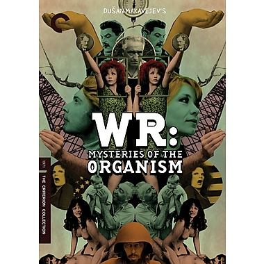 WR: Mysteries of the Organism (DVD)