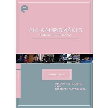 Aki Kaurismäki's Proletariat Trilogy - Eclipse Series 12 (DVD)