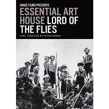 Lord of The Flies (Essential Art House) (DVD)