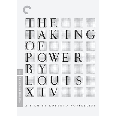 The Taking of Power By Louis XIV (DVD)