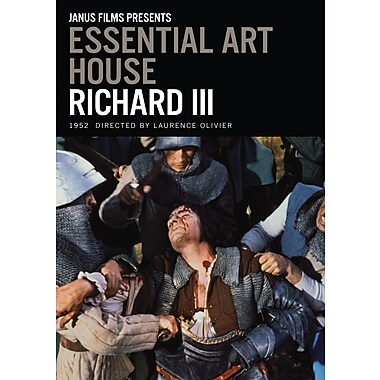 Richard III (Essential Art House) (DVD)