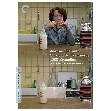 Jeanne Dielman 23, Quai Du Commerce, 1080 Bruxelles (DVD)