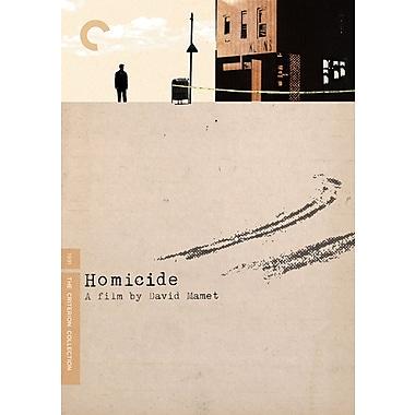 Homicide (DVD)