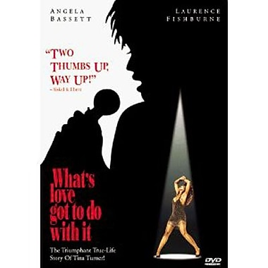 What's Love Got To Do With It (DVD)