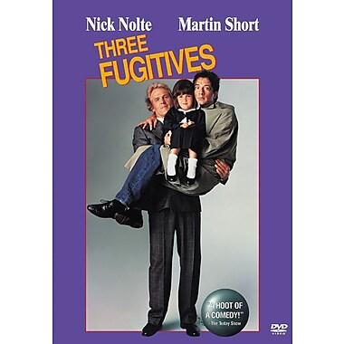 Three Fugitives (DVD)