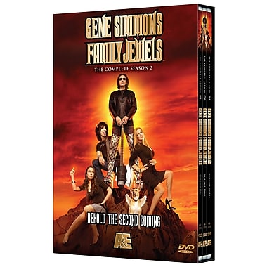 Gene Simmons Family Jewels: The Complete Season 2 (DVD)