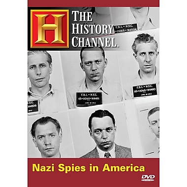 Nazi Spies In America (DVD)