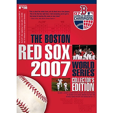 The Boston Red Sox 2007 World Series (DVD)