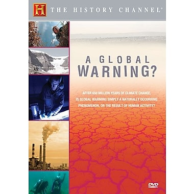 A Global Warning? (DVD)