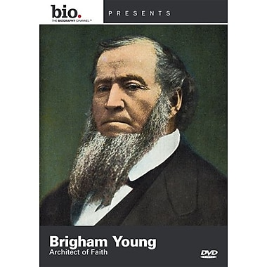 Brigham Young - Architect of Faith (DVD)
