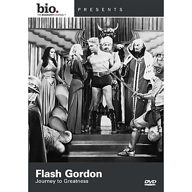 Flash Gordon: Journey To Greatness (DVD)