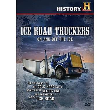Ice Road Truckers: On & off The Ice (DVD)