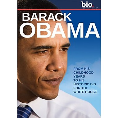 Barack Obama (DVD) 2008
