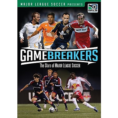Game Breakers: Stars of MLS (DVD)