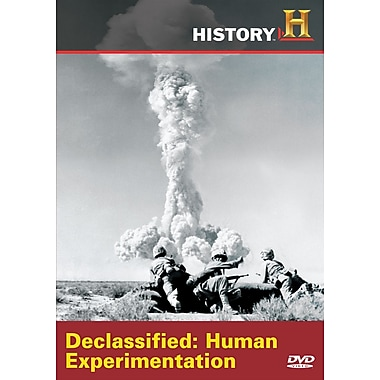 Declassified: Human Experimentation (DVD)