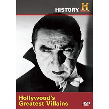 Hollywood's Greatest Villains (DVD)