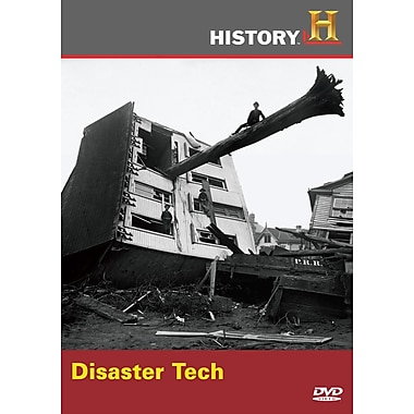 Wild West Tech: Disaster Tech (DVD)