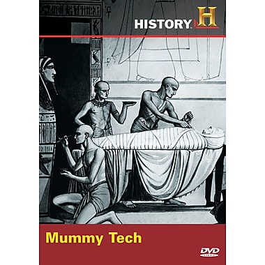 Modern Marvels: Mummy Tech (DVD)
