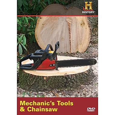 Toolbox: Mechanic's Tools & Chainsaw (DVD)